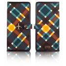 plaid travel wallet in spencer