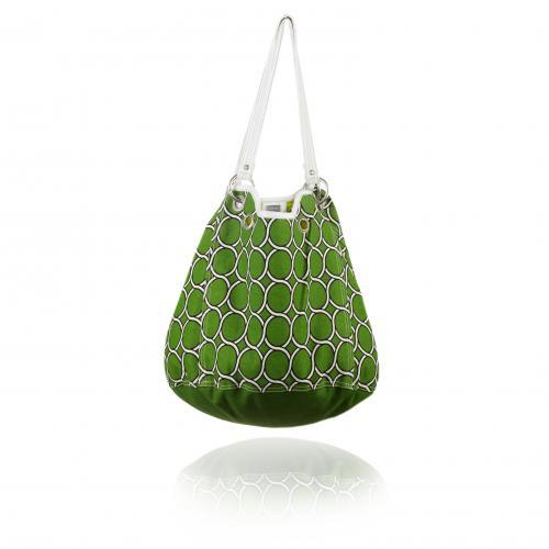 geo getaway bag in kiwi