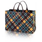 plaid utility tote in spencer